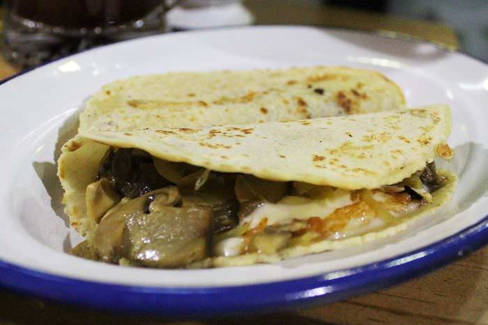 Quesadilla Doce Chiles