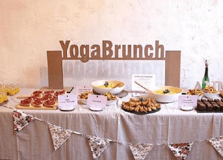YogaBrunch Madrid - Un buen día en Madrid