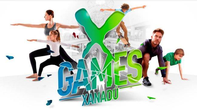 X - Games Xanadú