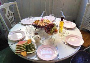 Brunch mesa completa arquibar
