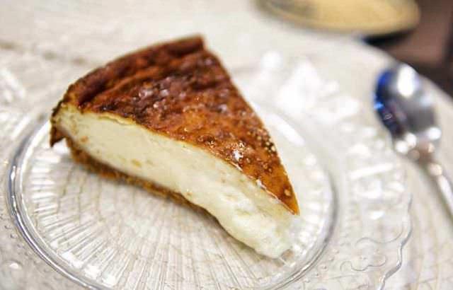 Tarta de quesos
