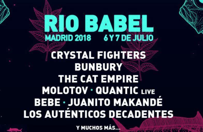 Rio Babel - Un buen día en Madrid