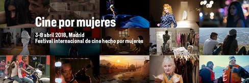 Cartel Festival Cine por Mujeres
