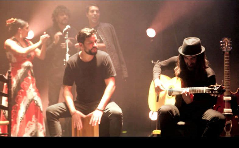 A través de la luz. Una ópera flamenca.