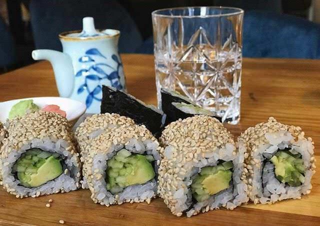 Sesamo Roll en Restaurante Matcha