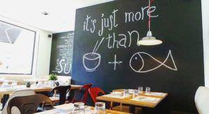 Detalle Interior Restaurante Matcha