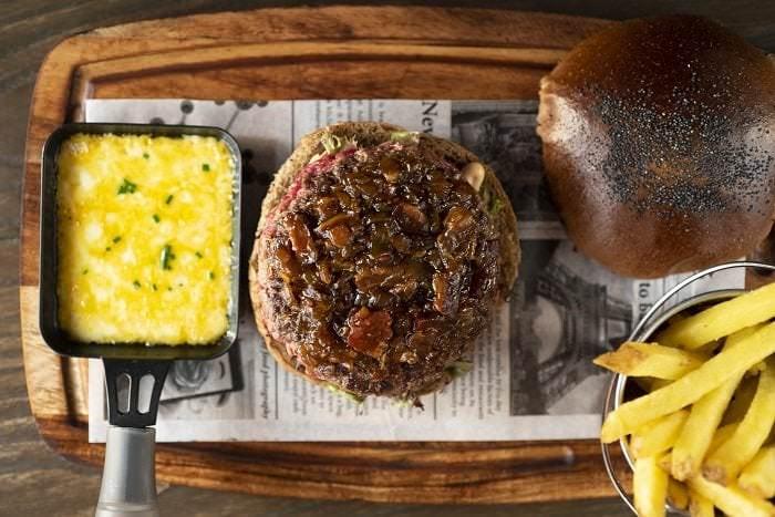 Las mejores hamburguesas de Madrid - La bistroteca
