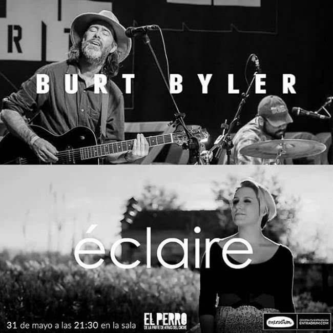 Burt Byler y Éclaire