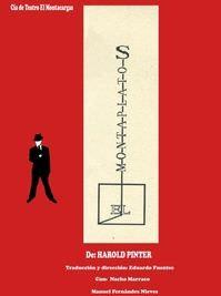 El montaplatos de Harold Pinter - Un buen día en Madrid