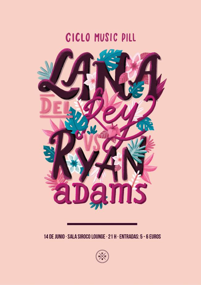 Music Pill : Lana del Rey Vs Ryan Adams