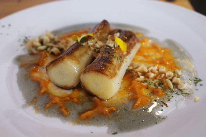 Menú de San Isidro en Jagger - Un buen día en Madrid