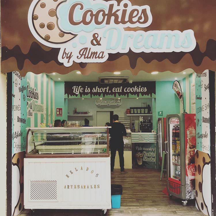 Cookies & Dreams - Un buen día en Madrid