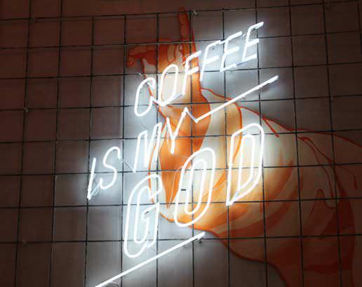 Religion Coffee - Un buen día en Madrid