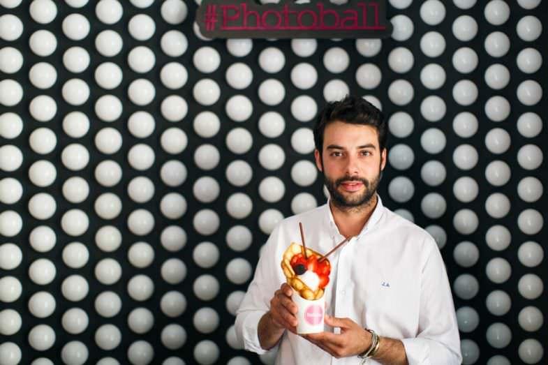Chef Javier Aranda