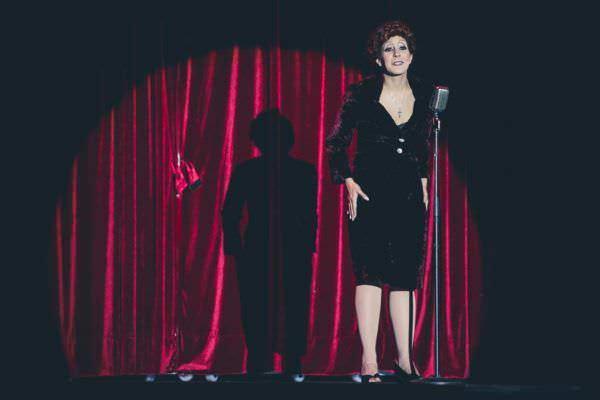 Piaf, voz y delirio - Un buen día en Madrid