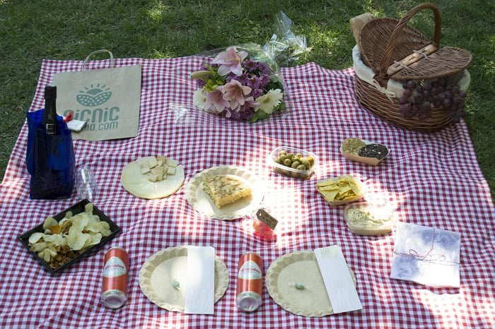 picnic para parejas en madrid
