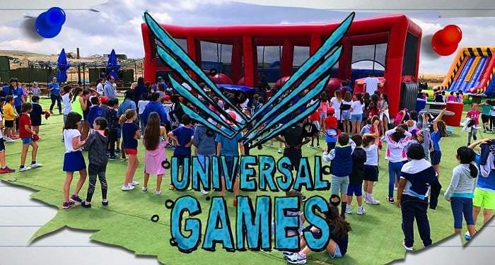 niños y actividades de colegios en verano