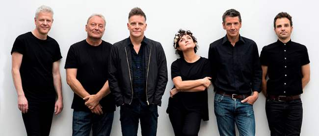 Deacon Blue llegan a Madrid