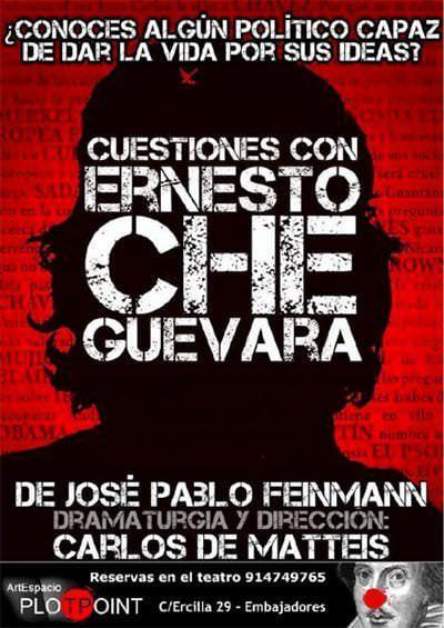 Cuestiones con Ernesto Che Guevara - Un buen día en Madrid