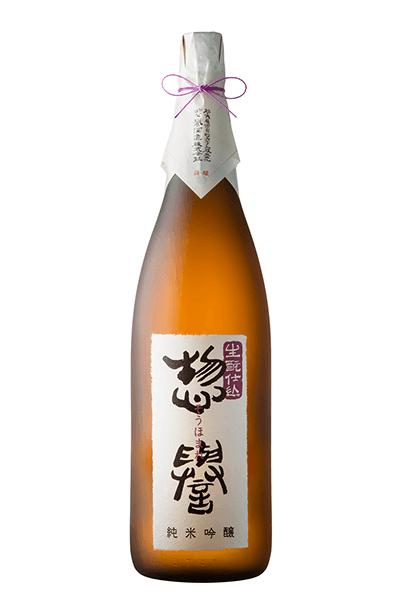 Sake Sohomare Ginjo