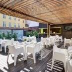 Terraza Sercotel Alcalá 611 - Un buen día en Madrid