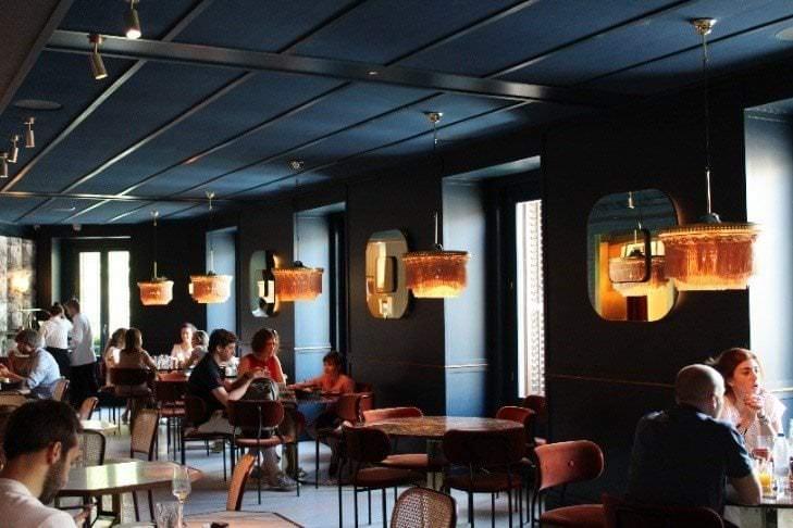El brunch del café Comercial - Un buen día en Madrid