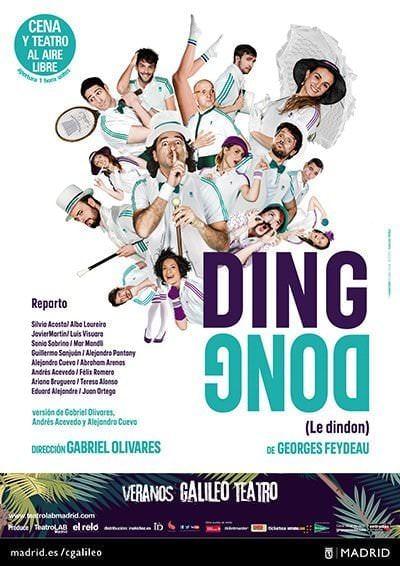 Ding Dong - Un buen día en Madrid