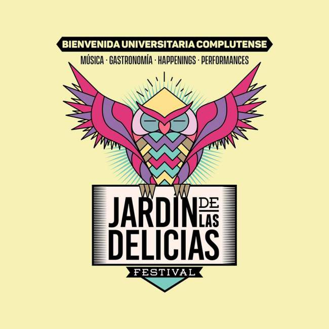Nace el festival Jardín de las Delicias