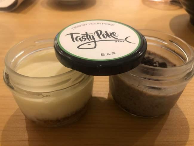 Tasty Poke Bar - Un buen día en Madrid