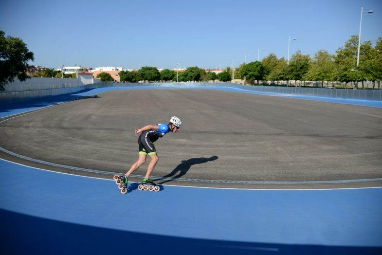 pista patinaje