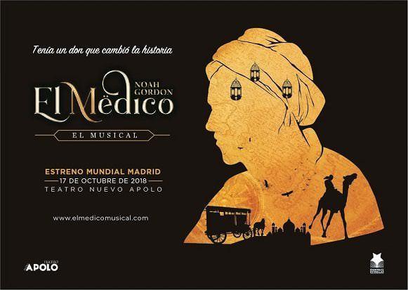 El Médico, musical - Un buen día en Madrid