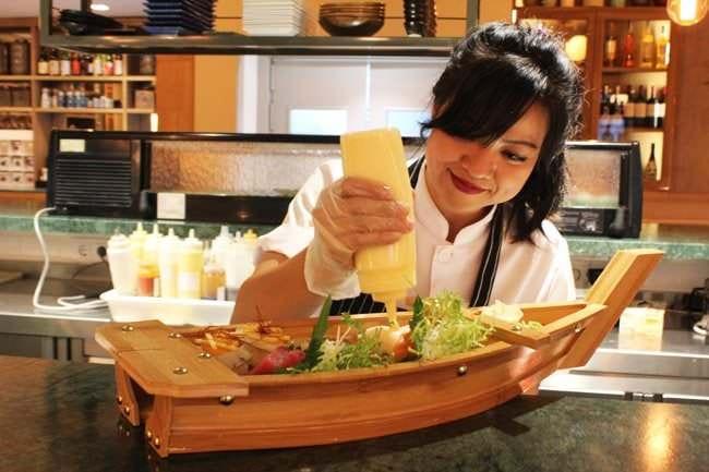 Annisa Maryam, Shushiwoman de Green Tea Food & Drinks