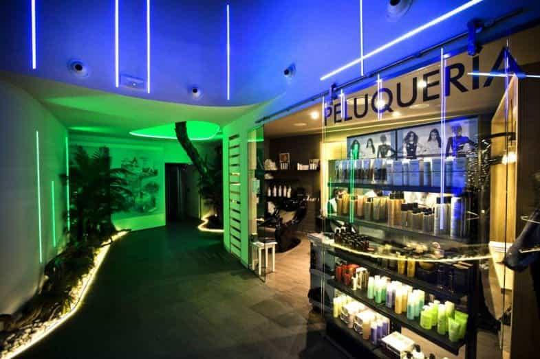 Gymage Lounge Resort - Un buen día en Madrid