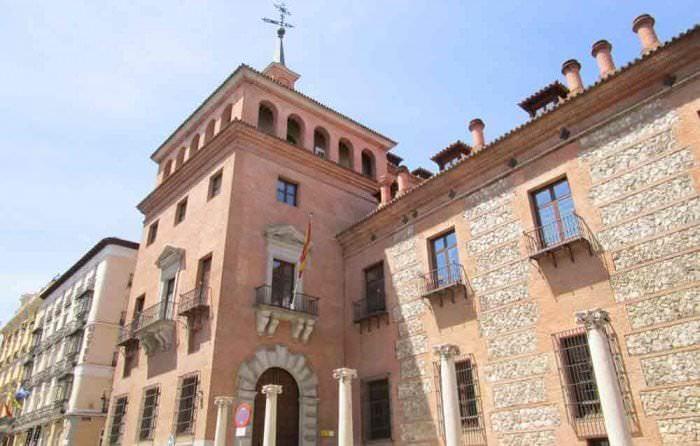Casa de las chimeneas Madrid