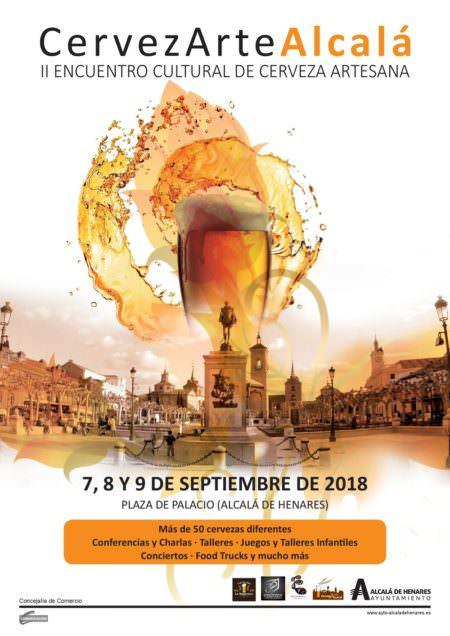 CervezArte Alcalá 2018