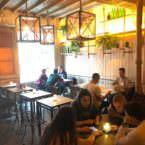 Areia bar chillout - Un buen día en Madrid