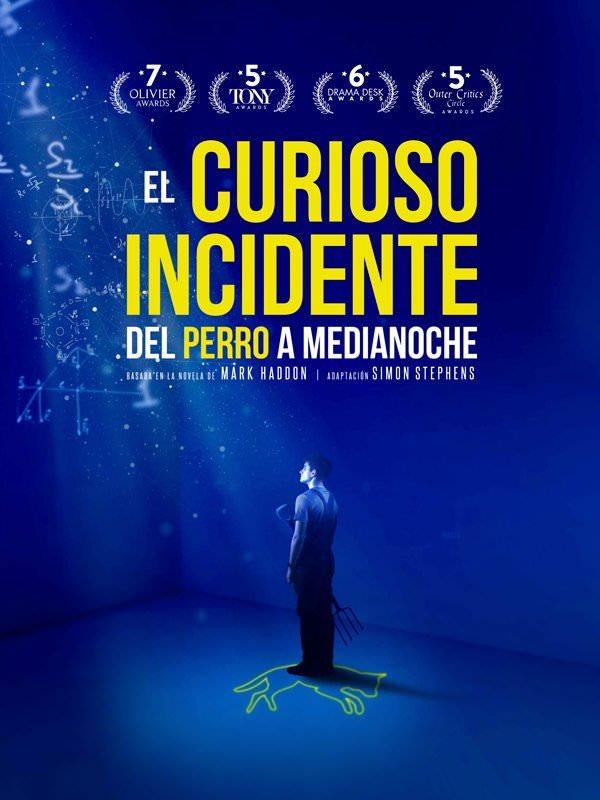 El curioso incidente del perro a medianoche - Un buen día en Madrid