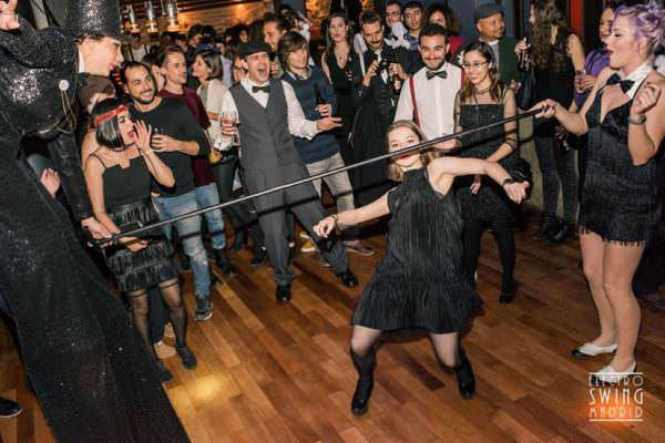 Electro Swing Festival - Un buen día en Madrid
