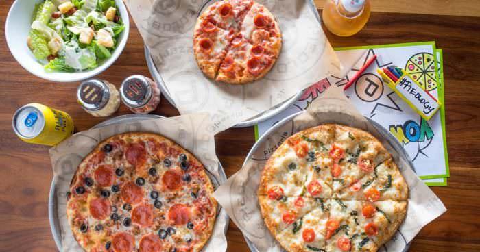 pizzas en madrid