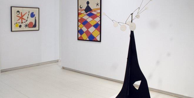 Alexander Calder. Gouaches.