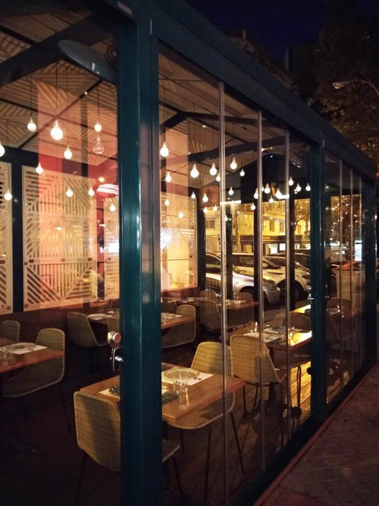 La Pagoda Restaurante - Un buen día en Madrid