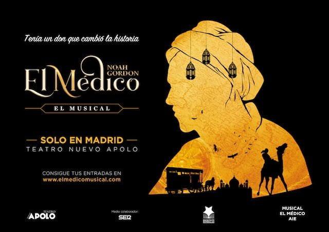 El Médico, de Noah Gordon - Un buen día en Madrid