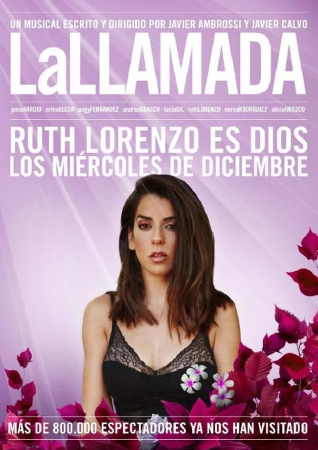 La llamada con Ruth Lorenzo