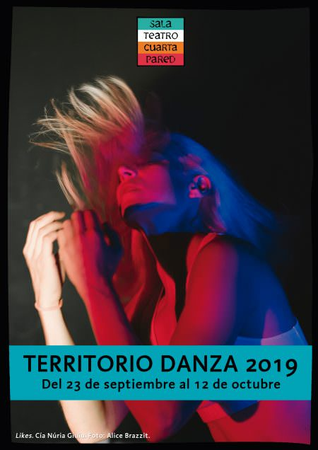 Cartel Territorio Danza 2019