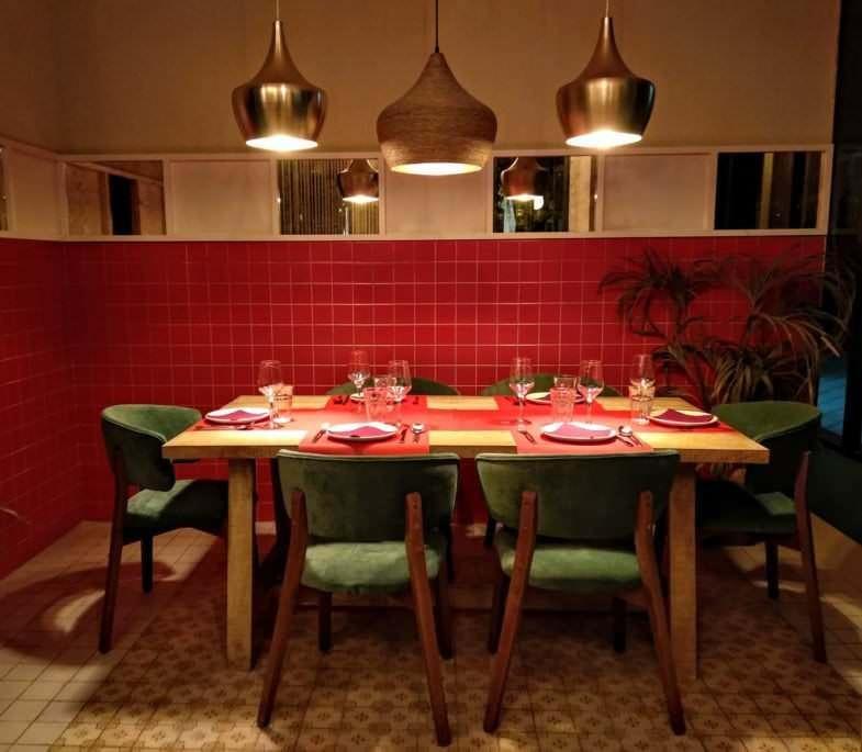 Restaurante Toma Tomate - Un buen día en Madrid