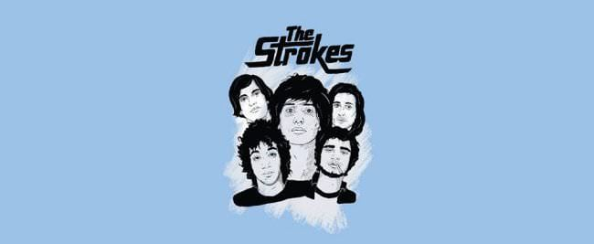 The Strokes Music Pill