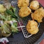 Buñuelos de pescado