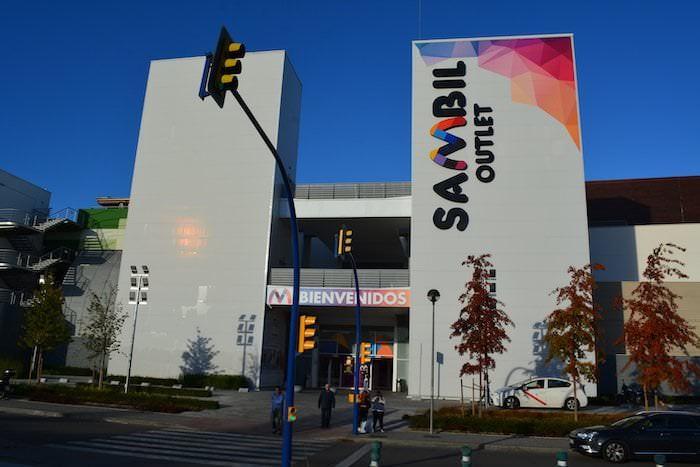 centros comerciales de madrid