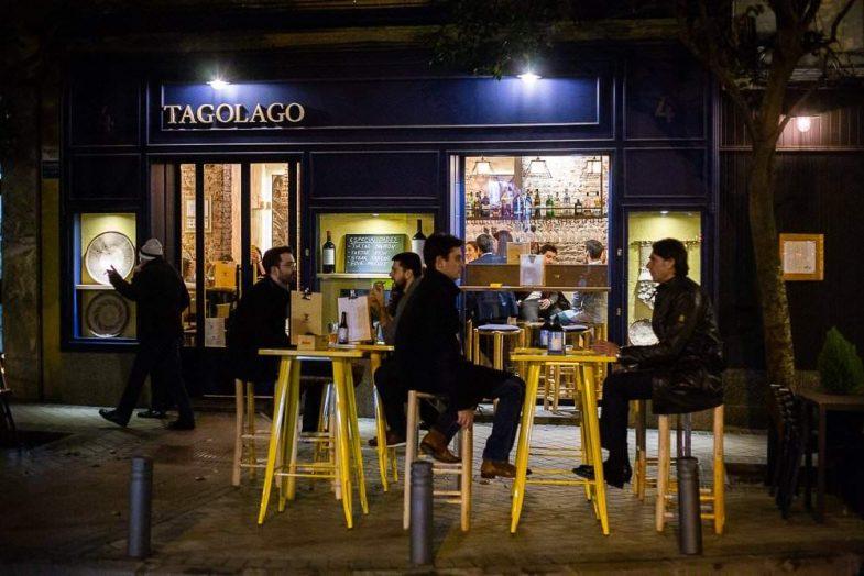 Restaurante Tagolago - Un buen día en Madrid
