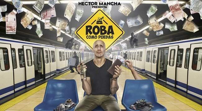 Espectacular Héctor Mancha